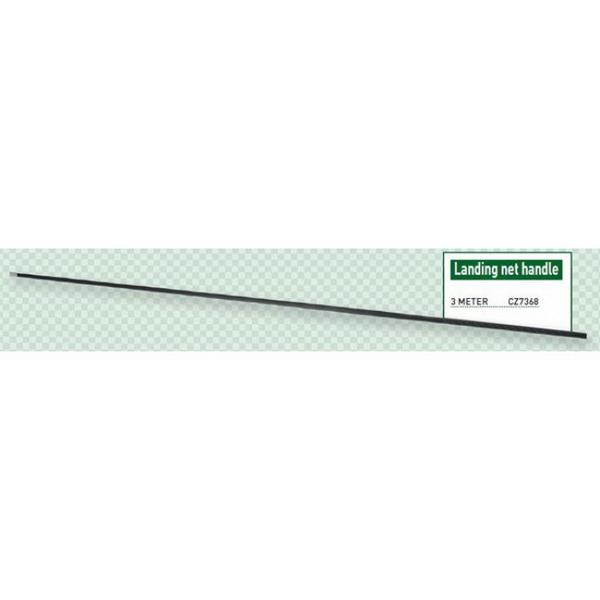 Ручка к подсачеку Carp Zoom Landing Net Handle 1 секция 2мПодсачеки<br>Универсальная телескопическая ручка, которая подходит практически для всех видов подсаков. Ручка очень износостойкая и прочная.<br>