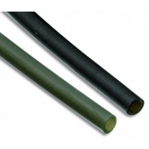 Трубка Carp Zoom Silicon tube 1.5/2.3mm (1 m) Matte GreenОбжимные трубочки<br>Трубочка подходит для использования с крючками с прямым жалом. Термоусадочная трубочка одевается на колечко крючка, что позволяет во много раз повысить зацепистость.<br>