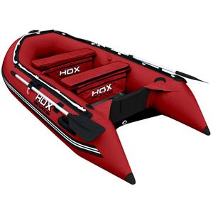 Надувная лодка HDX Oxygen 300 (цвет красный)