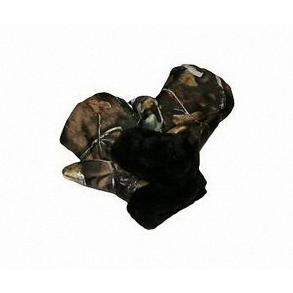 Рукавицы Алом-Дар oxford+мех (темн. лес)Варежки/Перчатки<br>Теплые рукавицы<br>
