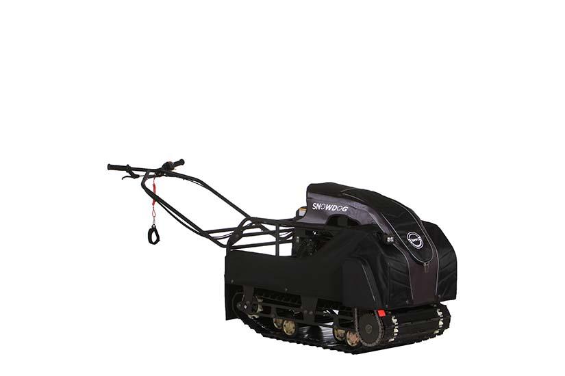 Мотобуксировщик Baltmotors Standart R15EМотобуксировщики<br>Модель SnowDog Standard – это надежный помощник для преодоления больших расстояний по глубокому снегу или болоту с максимальной загрузкой. Увеличенный размер гусеницы уменьшает давление на поверхность, что позволяет двигателю максимально использовать свою...<br>