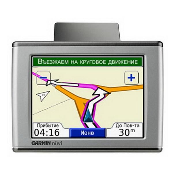 Навигатор Garmin Nuvi 310 без картGPS навигаторы<br>Навигатор Nuvi 310 может выступать в качестве проигрывателя, переводчика и навигационного прибора.  Прибор сделан их качественных материалов, а тонкий корпус позволит прибору вписаться в любой интерьер салона.<br>