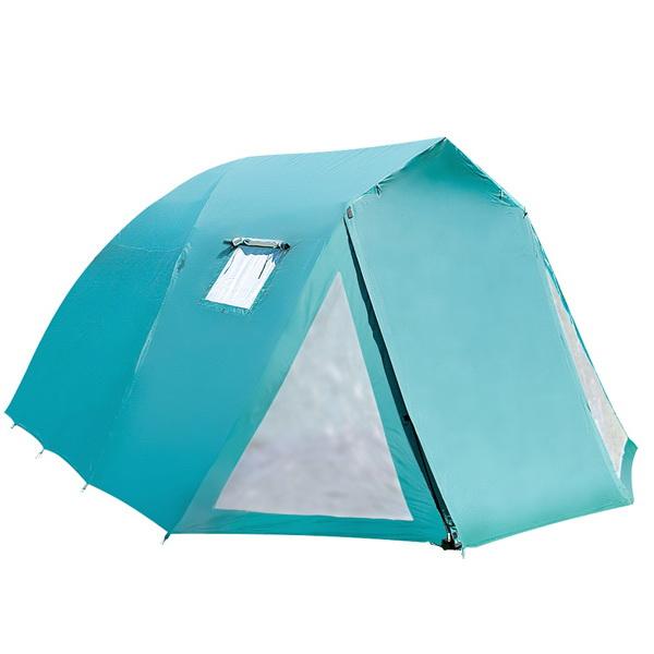 Палатка Holiday кемп. 6-ти мест. Star Dome 6Палатки<br>Шестиместная палатка скатного типа. Внутри - раздельные спальни с удобной планировкой.<br>