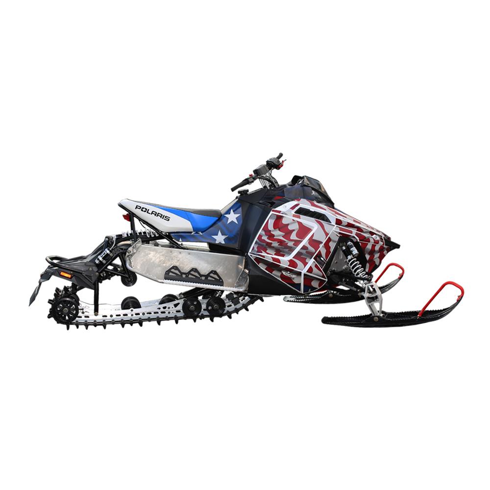 Polaris 600 Switchback Pro-R б/уСнегоходы<br>Polaris 600 Switchback PRO-R - это универсальный спортивный снегоход, который позволяет двигаться по жестким, укатанным трассам, льду и по глубокому снегу. 600 Switchback PRO-R позволяет двигаться в спортивном режиме, с прыжками и резкими поворотами, и в ...<br>
