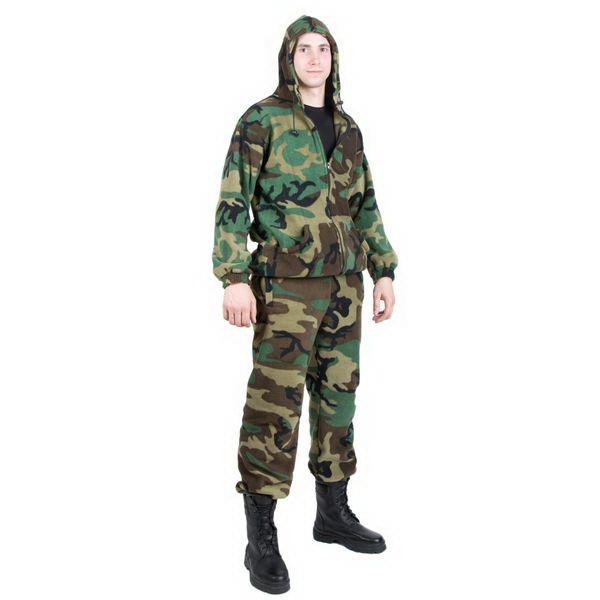 Костюм Алом-Дар флисовый(нато) (р. 44-46, )Костюмы/комбинезоны<br>Специально для отдыха на природе компания Алом-Дар разработала флисовый костюм. Он согреет Вас вечером и свежим утром.<br>