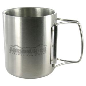 Кружка Adrenalin Metal Cup 220F