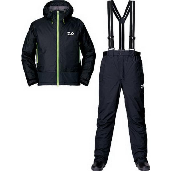 Костюм Зимний Daiwa Rainmax Hi-Loft Winter Suit (Черный) M DW3203 (71487)Костюмы/комбинзоны<br>Зимний костюм для экстремальных зимних условий. Отлично сохраняет тепло внутри.<br>