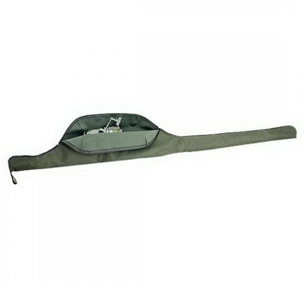 Чехол Acropolis КВ-5б для карпового удилища с катушкой (210)Тубусы и чехлы для удилищ<br>Идеальный футляр для хранения и транспортировки карпового удилища. Изготовлен из полиэстера.<br>