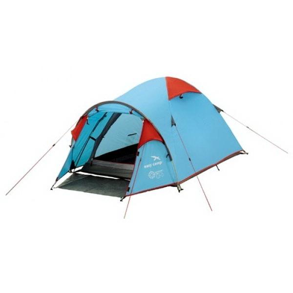 Палатка Easy Camp Quasar 200 2-х местнаяПалатки<br>Компактная портативная палатка за приемлемую цену. Палатка состоит из внутренней части и тамбура.<br>