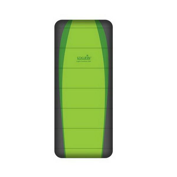 Спальный мешок Norfin Light Comfort 200 NF L (77970)Спальные мешки<br>Удобный и комфортный спальный мешок-одеяло.<br>