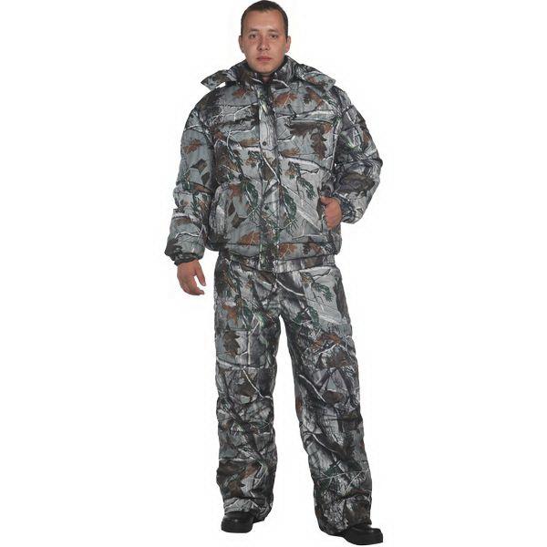 Костюм Космо-Текс Сокол (ПЗ, Duplex, рис.FL1018ВКостюмы/комбинезоны<br>Костюм Космо-Текс «Сокол» - модель утепленной одежды, сделанной с применением влагозащитной ткани и рассчитанный на холодное время года.<br>