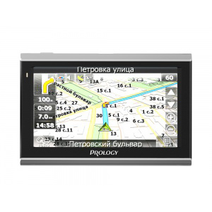 Навигатор Prology iMap-50MGPS навигаторы<br>Навигатор PROLOGY iMAP-50M<br>