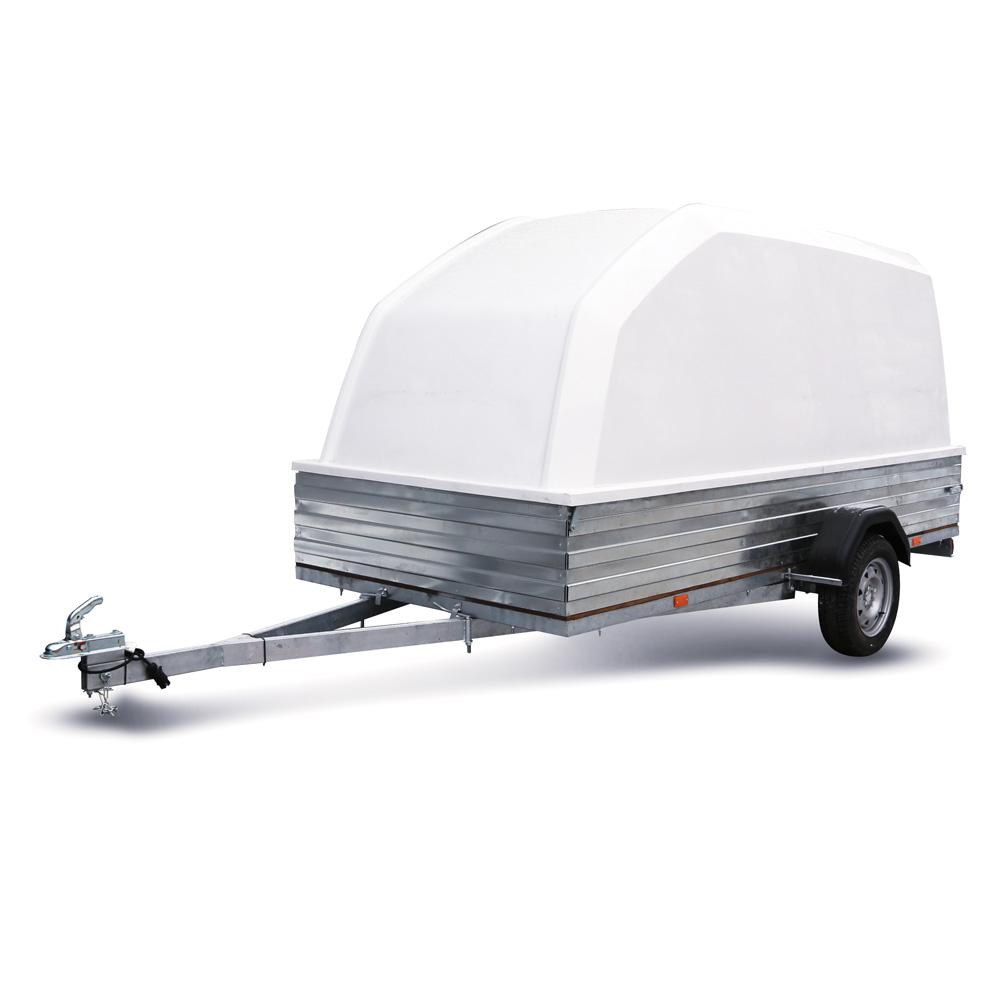 Автоприцеп LAKER Heavy Duty 500 с кунгомБортовые прицепы<br>Прицепы Laker это новая линейка, включающая в себя как лодочные, так и платформенные прицепы.<br>