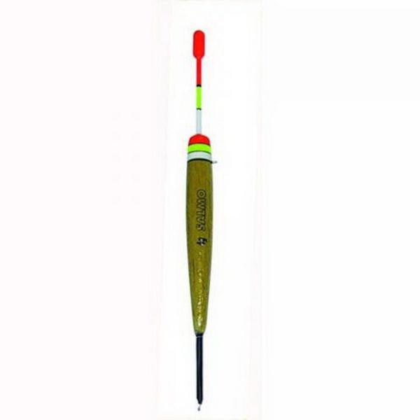 Поплавок Salmo бальз. AI 04.0Поплавки<br>Поплавок изготовлен из бальзы высокого качества. Поплавок имеет высокую точность исполнения, благодаря использованию современных технологий производства.<br>