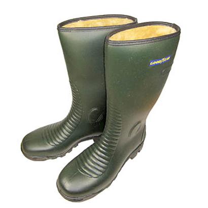 Сапоги Goodyear Fishfur Fishing Boot (искусственный мех), р. 41 (64558)Сапоги<br>Отличные сапоги для рыбалки на озерах, реках, а также горной рыбалки<br>