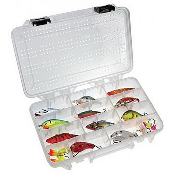 Коробка Plano 43730-0Коробки<br>Надежная коробка из качественного пластика. Применяется для удобной и безопасной транспортировки приманок.<br>