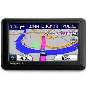 Автонавигатор Garmin Nuvi 1410GPS навигаторы<br>Навигатор nuvi 1410 с большим экраном обеспечивает расчет маршрутов из нескольких точек, а также предлагает функцию выбора полосы движения и просмотра схем перекрестков, которая поможет Вам при движении по сложным дорожным развязкам. Кроме того, устройств...<br>