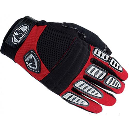 Перчатки UMC ZAM-007, размер XL, красно-бело-черныеВарежки/Перчатки<br>Дышащий неопрен, сетчатый материал, гусиная кожа, поливинилхлоридный каучук<br>