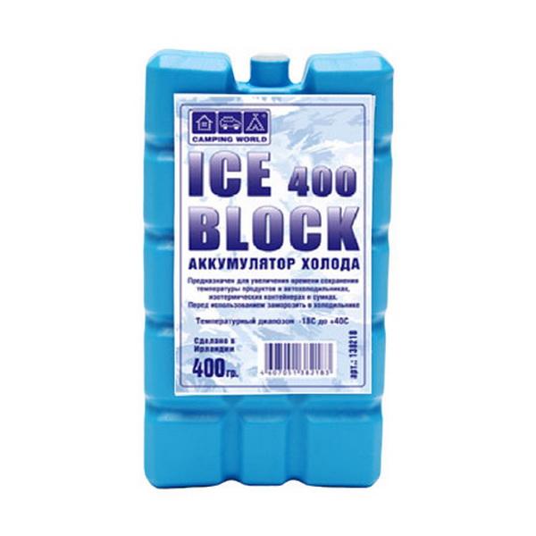 Аккумулятор Camping World холода Iceblock 400