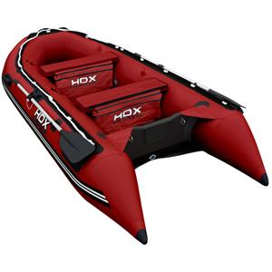 Надувная лодка HDX Oxygen 330 (цвет красный)