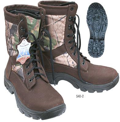 Ботинки ХСН Легионер-Лес размер 44 (88770)Ботинки<br>Обувь выполнена из кожи и водоотталкивающей ткани PVC 900 D с микропористым <br>полиуретановым покрытием. Обладает мембранным эффектом.<br>Кожа - гидрофобный нубук. Внутренняя подкладка - потовыводящий материал <br>«Камбрель». Межподклад -поролон.<br>