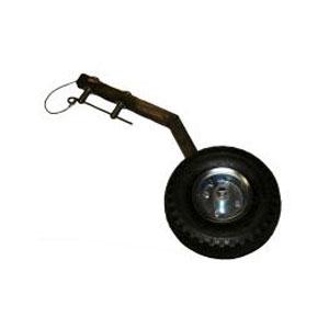 Транцевые колеса JET! , 260 мм, съемные