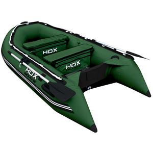 Надувная лодка HDX Oxygen 280 (цвет зеленый)