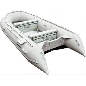 Надувная лодка HDX Oxygen 430 (цвет серый)Лодки ПВХ под мотор<br>Представляем Вам серию надувных лодок HDX Oxygen, которая включает большой выбор размеров от 2.4 до 4.7 метров, богатую комплектацию и выбор из 5 возможных цветов, включая раскраску под «камуфляж». Лодки производятся с применением передовых японских и евр...<br>