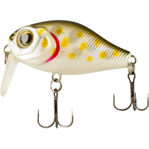 Воблер Trout Pro Flash Crank 43F / 049 (35543)Воблеры<br>Данная модель прекрасно подходит для ловли на мелководье как в реках, так и в озерах и водохранилищах. Эта приманка работает в поверхностных слоях воды, создает довольно сильные колебания и рассчитана на ловлю большого числа разнообразных видов хищных рыб...<br>