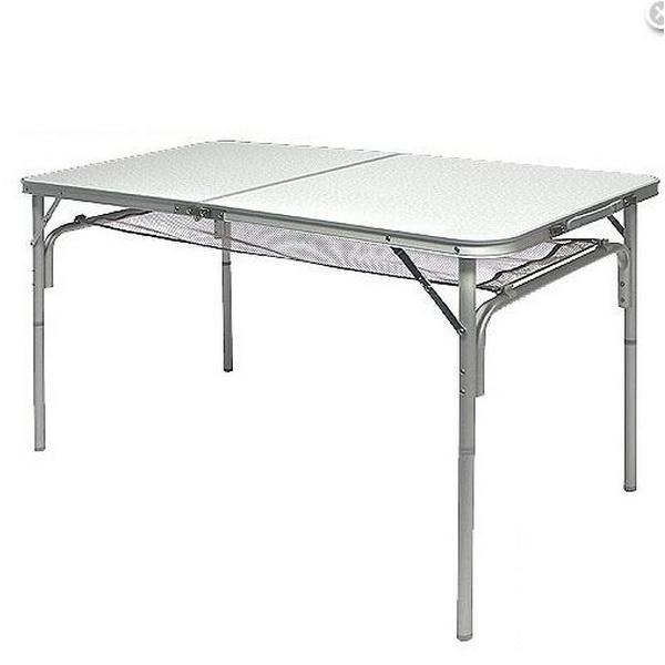 Складной стол Norfin Gaula-L NFL Alu 120x61Столы складные<br>Легкий складной стол для отдыха на природе.<br>