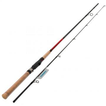 Удилище Shimano Catana Dx Spinning 180L  (92638)Удилища спиннинговые<br>Разработчики спиннинговых удилищ серии CATANA позаботились о том, чтобы рыболов мог ловить рыбу с максимальным комфортом, и быть на 100% уверенным в том,  что любимая «палочка» не подведет в ответственный момент борьбы с рыбой.<br>