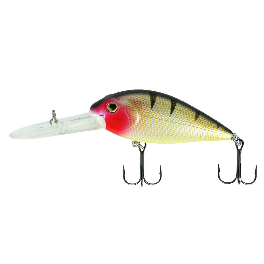 Воблер Trout Pro Deep Water Crank 70, цвет S33  (38357)Воблеры<br>Средне тяжелый Crank идеально подходит для ловли средней и крупной щуки и крупного окуня на речных и озерных плесах независимо от силы течения.<br>