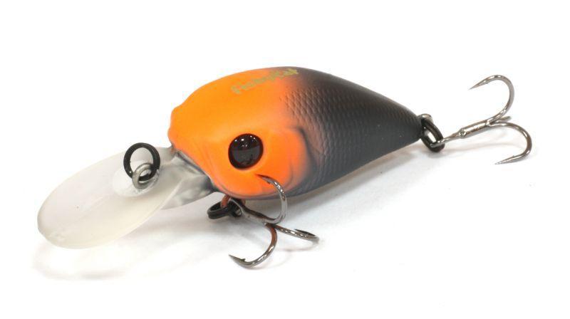 Воблер FISHYCAT icat 32F-SR / X12 (101156)Воблеры<br>Благодаря большой лопасти Fishycat icat, приманка быстро набирает глубину, идя навстречу к хищнику, и активно виляет из стороны в сторону, привлекая его внимание. А положительная плавучесть позволяет легко регулировать горизонт проводки на любых водоёмах,...<br>
