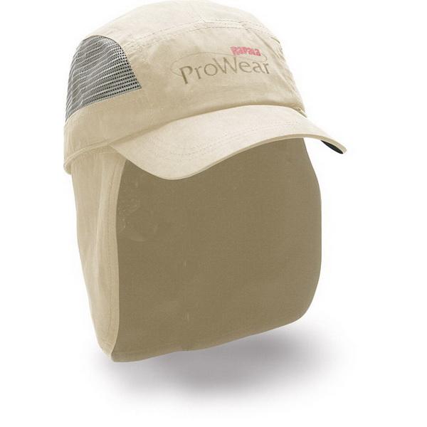 Кепка Rapala от солнца ProWear Helius Sun цв.бежевый 24508-1Кепки/панамы/бейсболки<br>Легкая кепка для защиты от палящего солнца. Изготовлена из высококачественного материала, который хорошо продувается и не задерживает влагу внутри кепки<br>