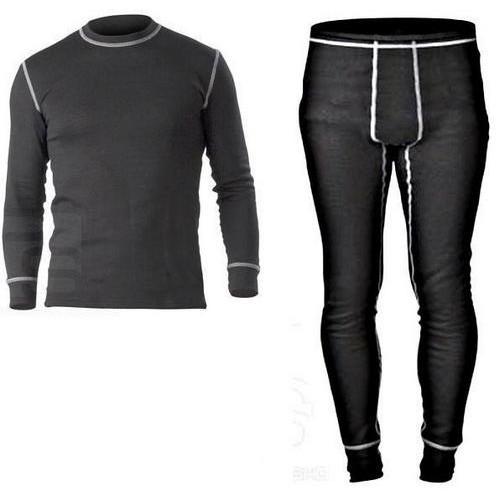Фото - Набор Island Cup Winter футболка с длинным рукавом + штаны, цвет черный S  (56636)