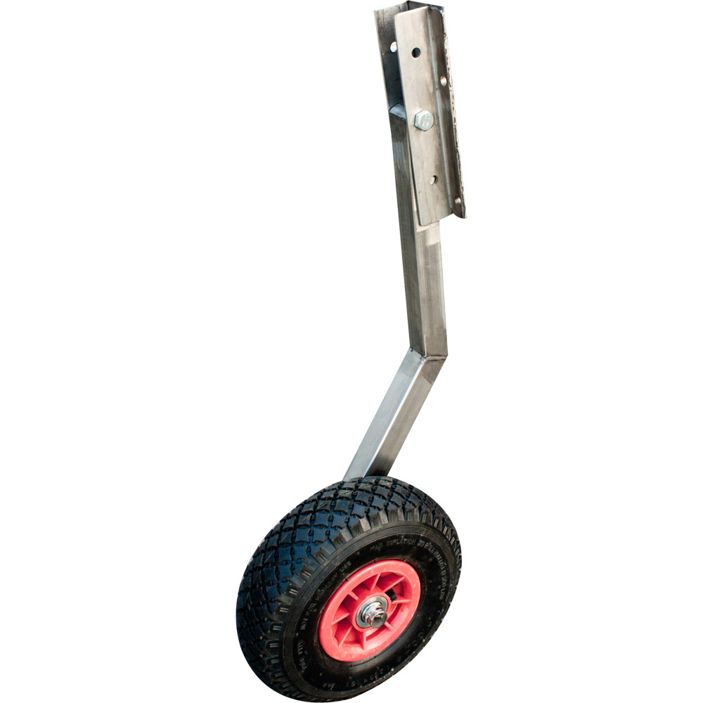 Транцевые колеса HDX , 260 мм, откидные (комплект 2 шт.)Транцевые колеса<br>Колеса предназначены для спуска и вывода из воды надувной моторной лодки вручную. Могут устанавливаться в два положения: вниз – для транспортировки по суше, и вверх – для хода по воде.<br>