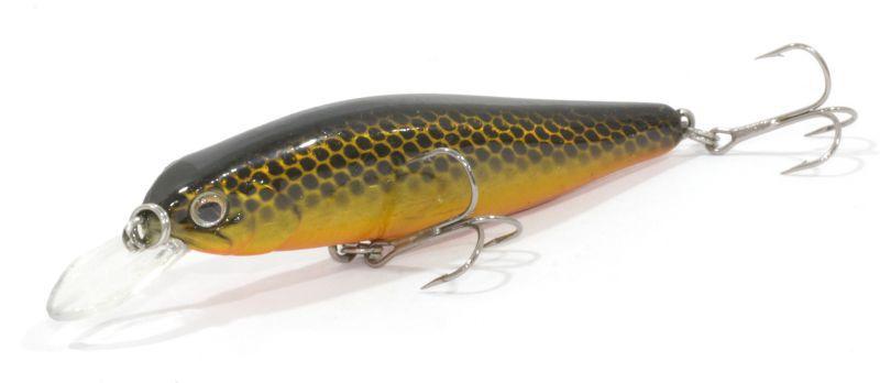 Воблер Trout Pro Lucky Minnow 80SP цвет 401 (35542)Воблеры<br>Классический минноу воблер для ловли щуки на мелководье. Обладает прекрасной игрой как при равномерной проводке, так и при рывковой твичинговой.<br>