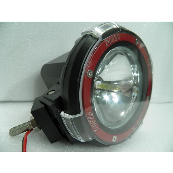 Фара-прожектор DA 7 spot 12 V 3000KСветовые приборы<br>Лампа представляет собой прожектор со встроенным блоком розжига. Лампа создает чрезвычайно яркий и мощный поток света.<br>