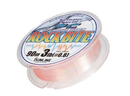 Леска флуорокарбон Sunline FC Rock Bite 90м #0.9 3.5LB (110163)Флюорокарбон<br>Леска флюорокарбоновая Sunline FC Rock Bite HG 90m обладает высокой износостойкостью, эластичностью и мягкостью.<br>