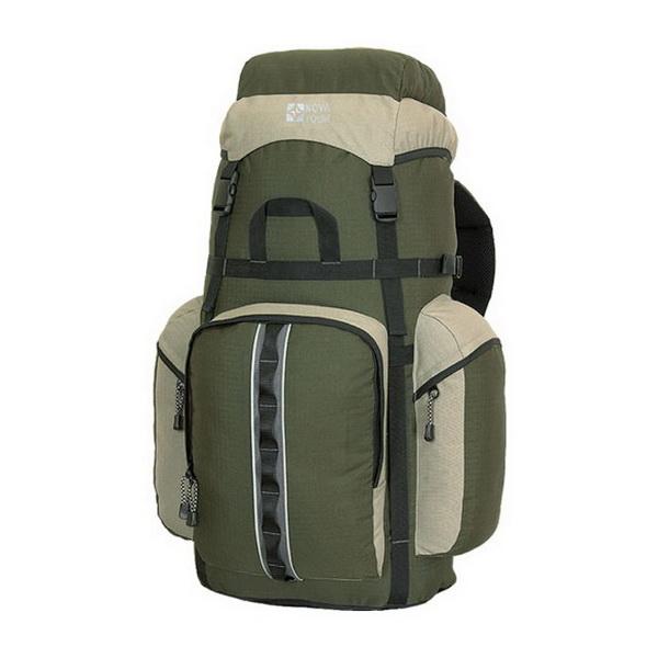 Рюкзак NovaTour Дельта 45 N (Оливковый/бежевый)Рюкзаки<br>Рюкзак NovaTour Дельта 45 N  – отличный выбор для охотника, рыболова или просто любителя природы. Вместительный, удобный рюкзак очень легко транспортируется за счет совей компактности.  Большой фронтальный карман вмещает множество вещей, а все «мелочи» мо...<br>