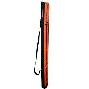 Чехол для удилищ Tsuribito Rod Case 155 см, Black + OrangeТубусы и чехлы для удилищ<br>Удобные полужесткие чехлы Tsuribito предназначены для перевозки и хранения удилищ.<br>