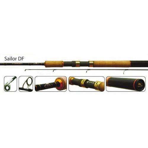 Удилище Спиннинговое Yoshita Sailor DF 3.0m 10-40g
