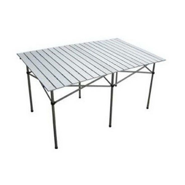 Стол Greenhouse складной HFT-006Столы складные<br>Складной стол для отдыха на природе в теплое время года. Изготовлен из алюминиевого материала, обеспечивающего изделию небольшой вес.<br>