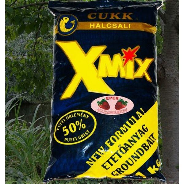 Прикормка Cukk Puffi Клубника 1кг (91244)Прикормки<br>Прикормка представляет собой воздушное тесто разных размеров, изготовленное из кукурузной муки. Она пользуется широкой популярностью у рыболовов, благодаря высокой эффективности и хорошей уловистости.<br>