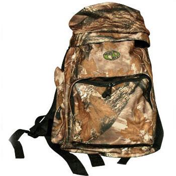 Рюкзак GreenWay 96 - НВ для охоты камуфлированный, объём 24 л, осенний лесРюкзаки<br>Рюкзак для охоты водонепроницаемый<br>