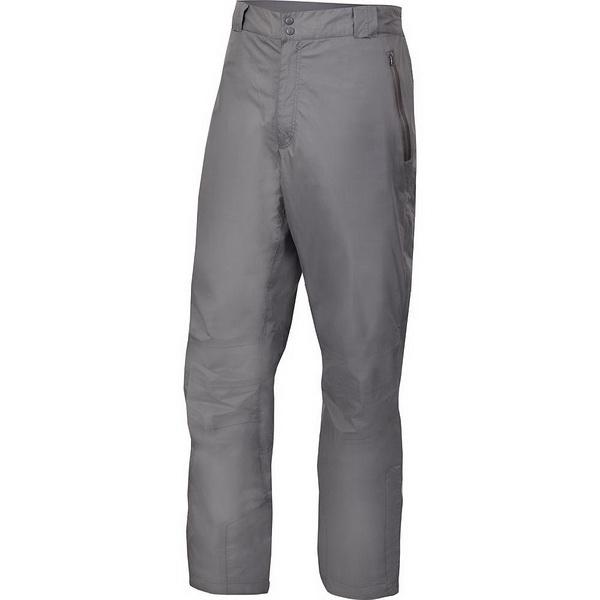 Брюки NovaTour мужские Шторм  M, СерыйБрюки/шорты<br>Влагостойкие. Здесь продумано всё до мелочей. Карманы брюк дополнены влагонепроницаемой молнией, в боковых швах – вентиляционные молнии.<br>