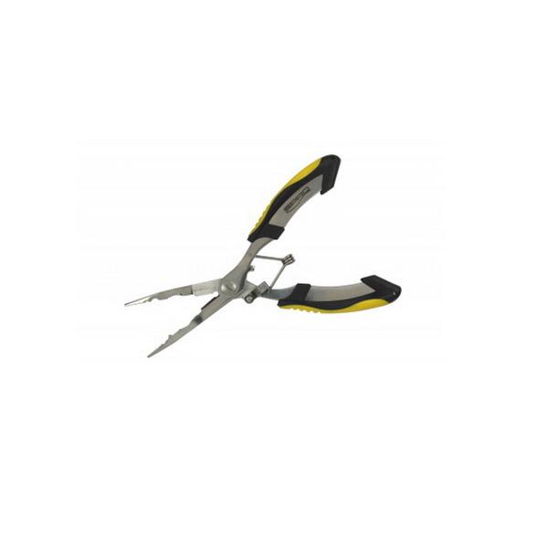 Плоскогубцы Spro Straight Nose S-Cutter Pliers 16cm 004702 00161Инструменты<br>Надежные плоскогубцы для извлечения приманок изо рта рыбы и разжатия колец. Модель идеально подходит для использования в соленой морской воде<br>