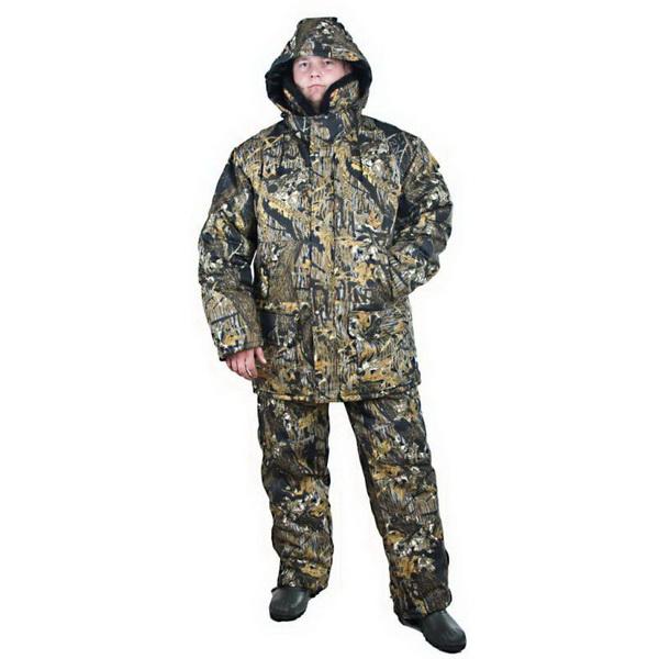 Костюм Алом-Дар зимний Алом-Дар (смесов. тк.) (темн. лес) (р. 52-54, ) (69541)Костюмы/комбинзоны<br>Зимний костюм охотника, изготовлен из смесовой ткани, сочетание натуральных и искусственных волокон обеспечивает дополнительными физико-эксплутационными свойствами.<br>