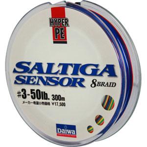 Леска Daiwa Saltiga Sensor #3-50Lb (28801)Плетеные шнуры<br><br>