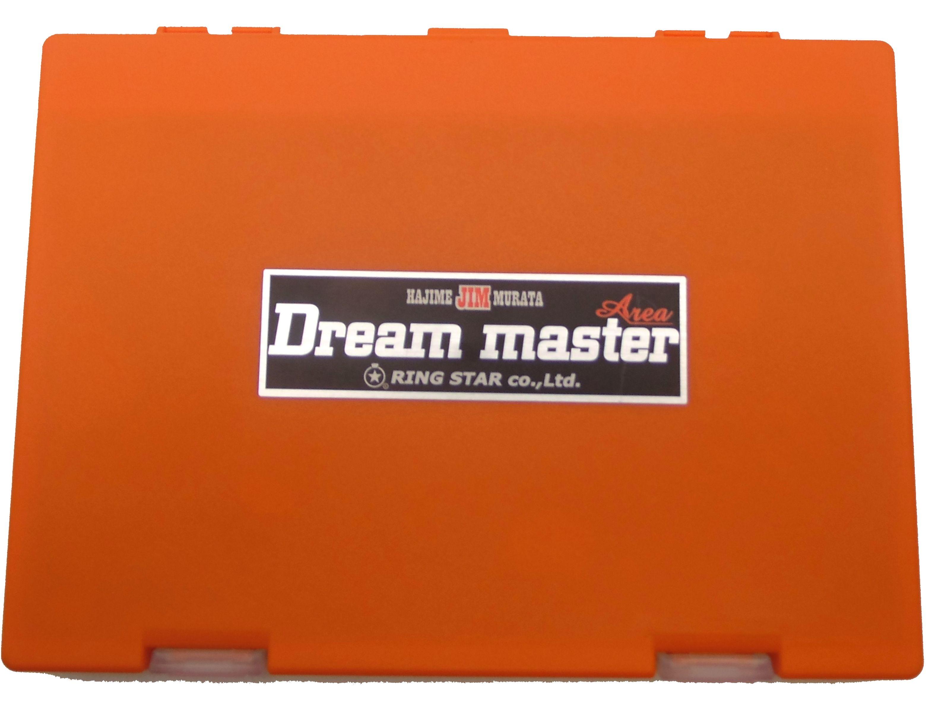 Купить Коробка для микроблёсен Ring Star Dream Master Area Orange (105474) в России